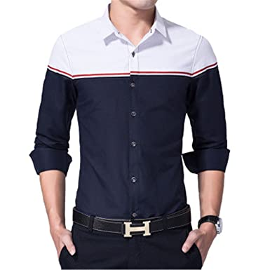 New Design Formal Shirts | Rising On Shirts 2018 New Autumn Men Shirt Design Dress Shirts Slim