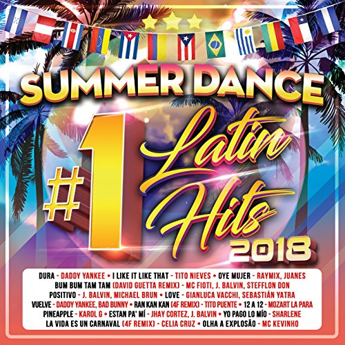 ... Summer Dance Latin #1´s Hits 2018