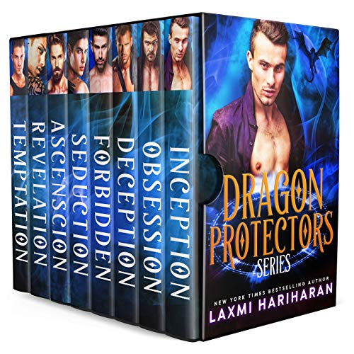 Pdf Thriller Dragon Protectors Boxed Set: Dragon Shifter Alpha Warrior Fated Mates Romance