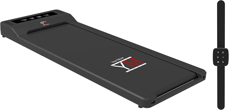 YM - Cinta de Correr eléctrica Walking Pad Escritorio App Kinomap ...