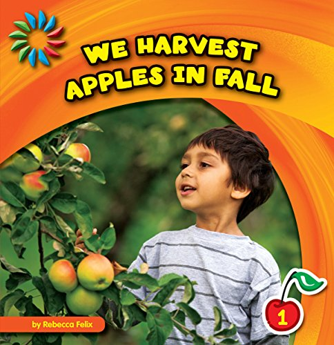 We Harvest Apples in Fall (21st Century Basic Skills Library: Let's Look at (Halloween Color By Numbers Addition)