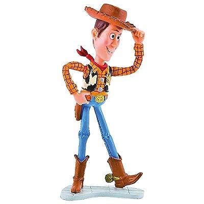 12761 - BULLYLAND - Toy Story 3 - Figurine Woody