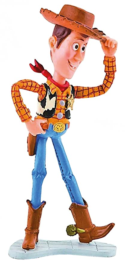 12761 - BULLYLAND - Toy Story 3 - Woody