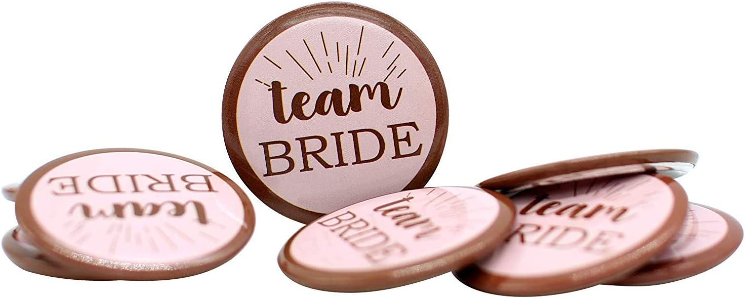BRIDE TO BE HEN PARTY NIGHT DO BADGE PINK HEN PARTY ACCESSORIES BAG FILLER