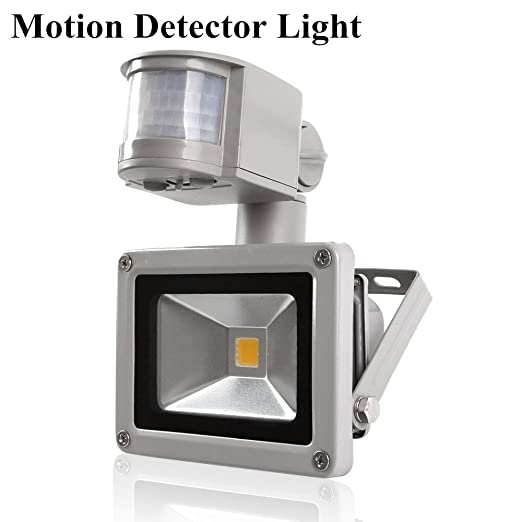 Sensor de movimiento LED Flood luz con PIR 10 W 20 W 30 W 50 W ...