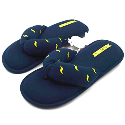 Millffy Memory Foam Cushioning Summer SPA Women's Knit Thong Slipper Japanese Cotton Slippers | Slippers