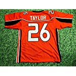 huge selection of e7550 9e1a5 Amazon.com: Unsigned Sean Taylor Washington Burgundy Custom ...