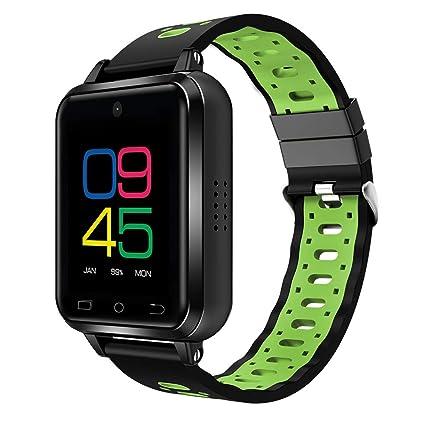 ELYSYSRL Smartwatch Monitores de Actividad Impermeable ...