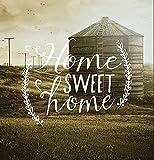 Jada Venia Night Light Insert - Home Sweet Home with Silo - Night Light Sold Separately