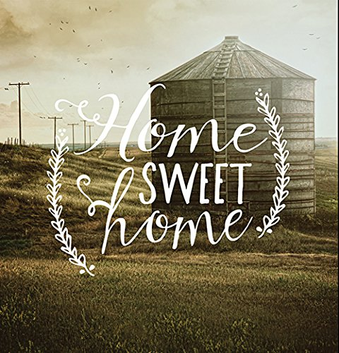 Jada Venia Night Light Insert - Home Sweet Home with Silo - Night Light Sold Separately