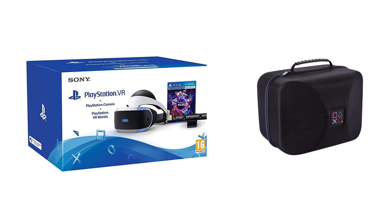 Sony - PlayStation VR Casco De Realidad Virtual + VR Worlds + ...