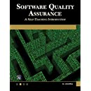 Software Quality Assurance: A Self-Teaching Introduction