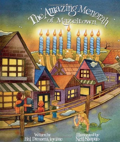 Download The Amazing Menorah of Mazeltown ebook