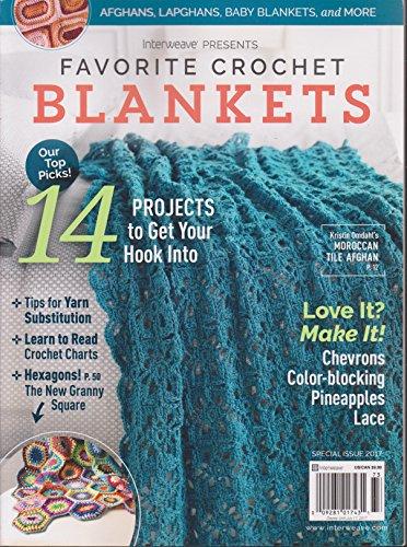 Interweave Presents Favorite Crochet Blankets Magazine (Interweave Crochet Presents)