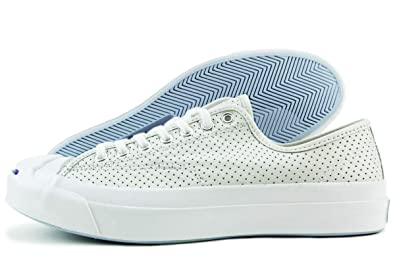 de4b01ec6ece Converse Jack Purcell Signature Ox Casual Unisex Shoes Size Men s  9.5 Women s 11 White