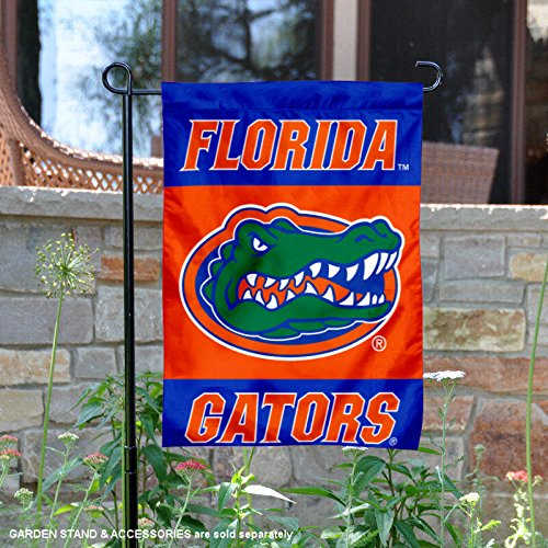 Florida Gators Garden Flag and Yard Banner (Florida Banner Gators)
