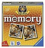 Ravensburger - 26631 - Apprendre À Lire Et À Écrire - Grand Memory - Tigers & Co