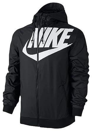 Nike M NSW WR Jacket GX 1 schwarz--902351 010--MEDIUM-