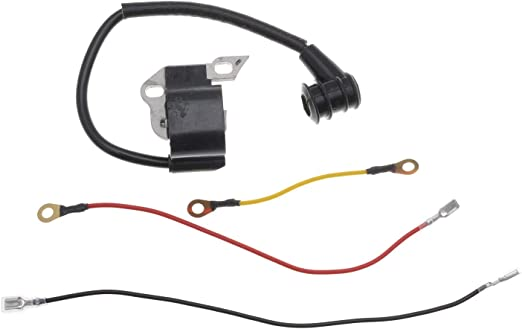 Bobina de encendido adaptable desbrozadora Stihl FS160, FS200 ...