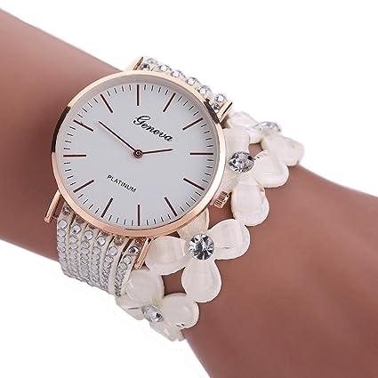 75ec1e88af55 Xinantime Relojes Pulsera Mujer