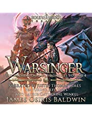 Warsinger: A LitRPG Dragonrider Adventure (The Archemi Online Chronicles, Book 4)