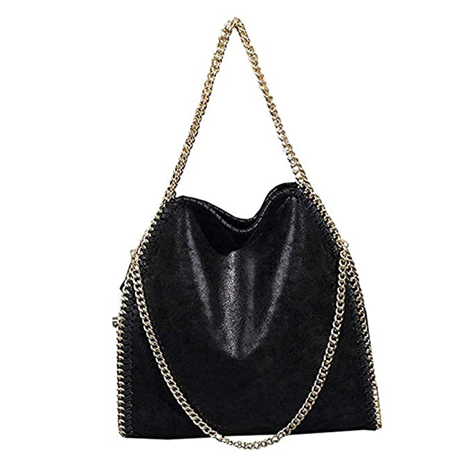JOTHIN moda bolso bandolera Mujer PU cuero Bolso Color sólido Casual Bolso de mano dama bolso mensajero