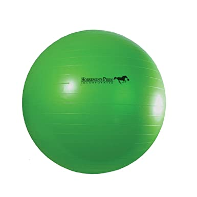 Horsemen Pride - Pelota grande Jolly para caballo (102 cm) (Verde ...