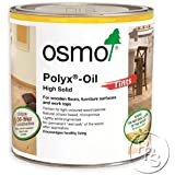 Osmo 3040C 0.75 Litre Polyx Hard wax Oil Tints - White