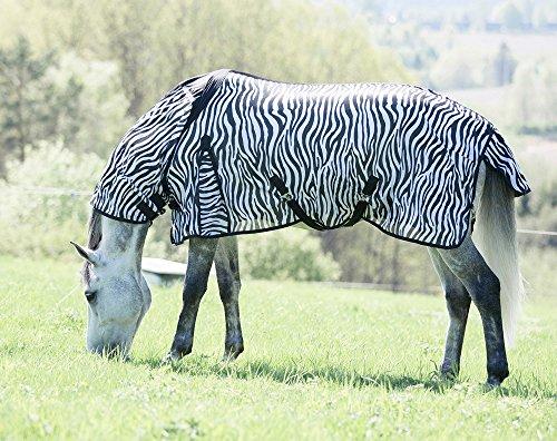 (Horze Zebra Combo Fly Sheet 66In)