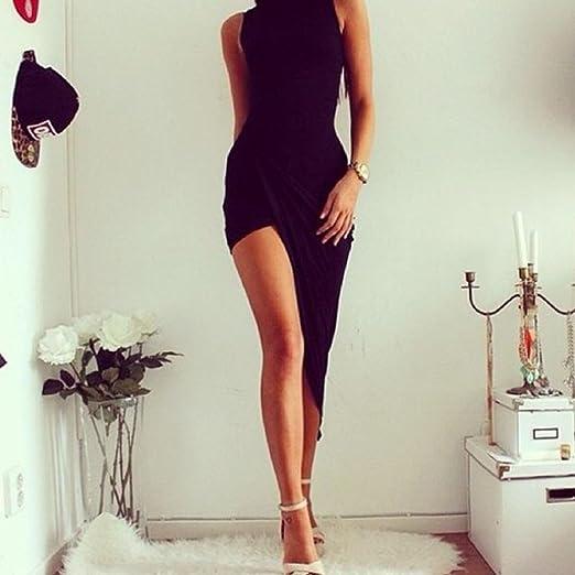Overdose 2018 Superventas Reina del Partido Mujeres Atractivas Sin Mangas del Vendaje Bodycon Fiesta De Noche CóCtel Largo Vestido Maxi: Amazon.es: Ropa y ...