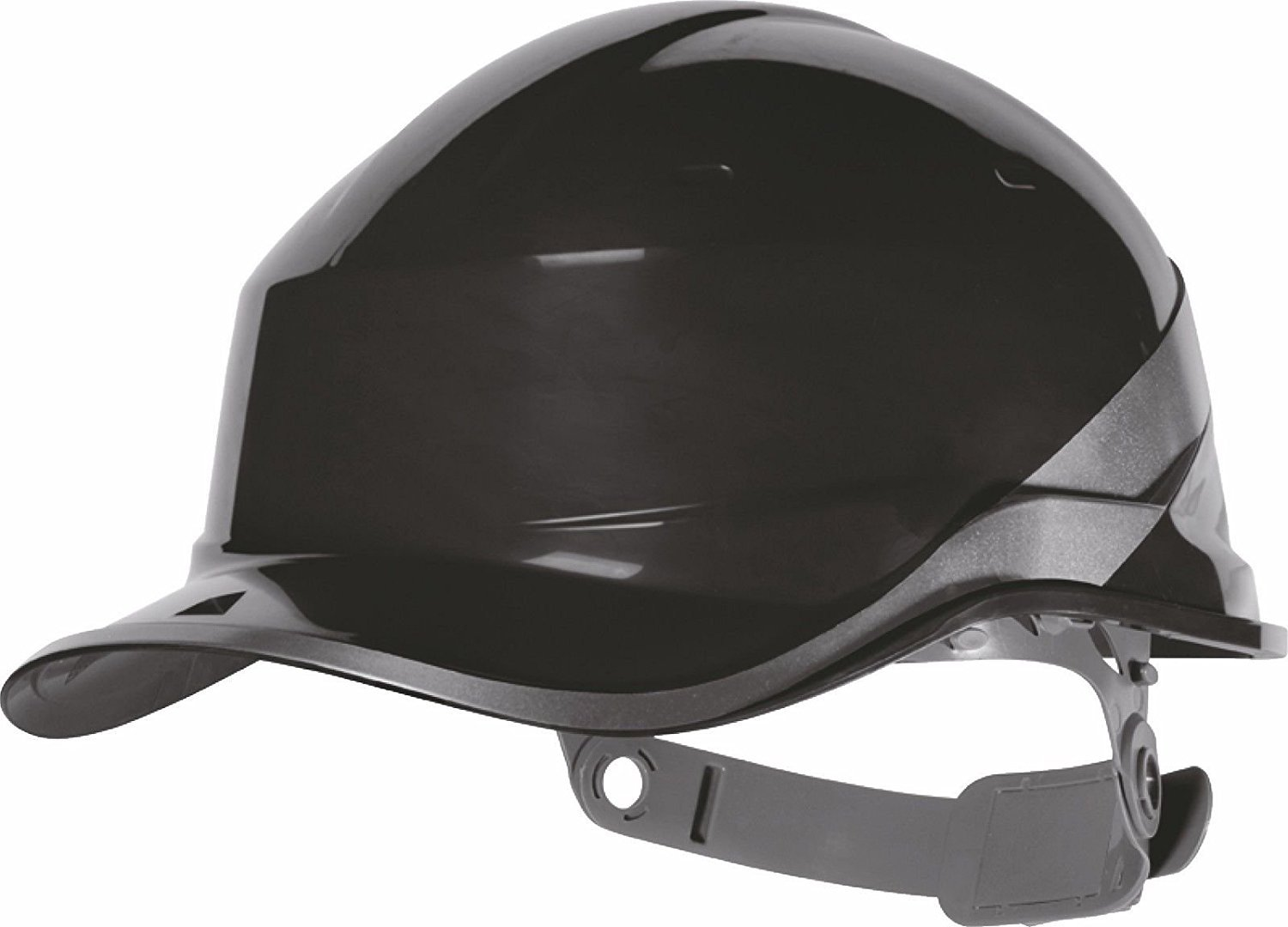 Delta Plus  –   Helm Werk Baseball diamondv schwarz DIAM5NO
