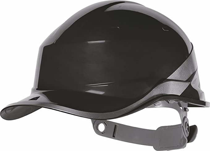 Delta plus - Casco obra baseball diamondv negro