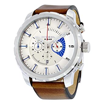 e750d3e62 Diesel Casual Watch Analog Display Quartz for Men DZ4357: Amazon.ae