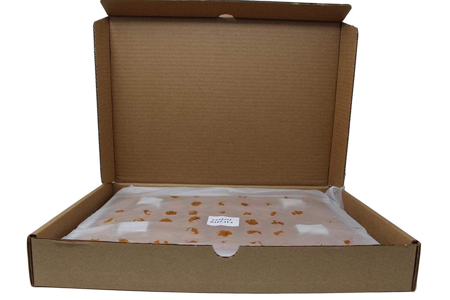 Luxury Baklava with Walnuts Wholesale box Contains 5 Trays, total 33lb Baklava big cut mouthful pieces by Shonti (Image #3)