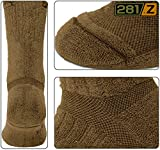 281Z Military Boot Socks - Tactical Trekking Hiking - Outdoor Athletic Sport