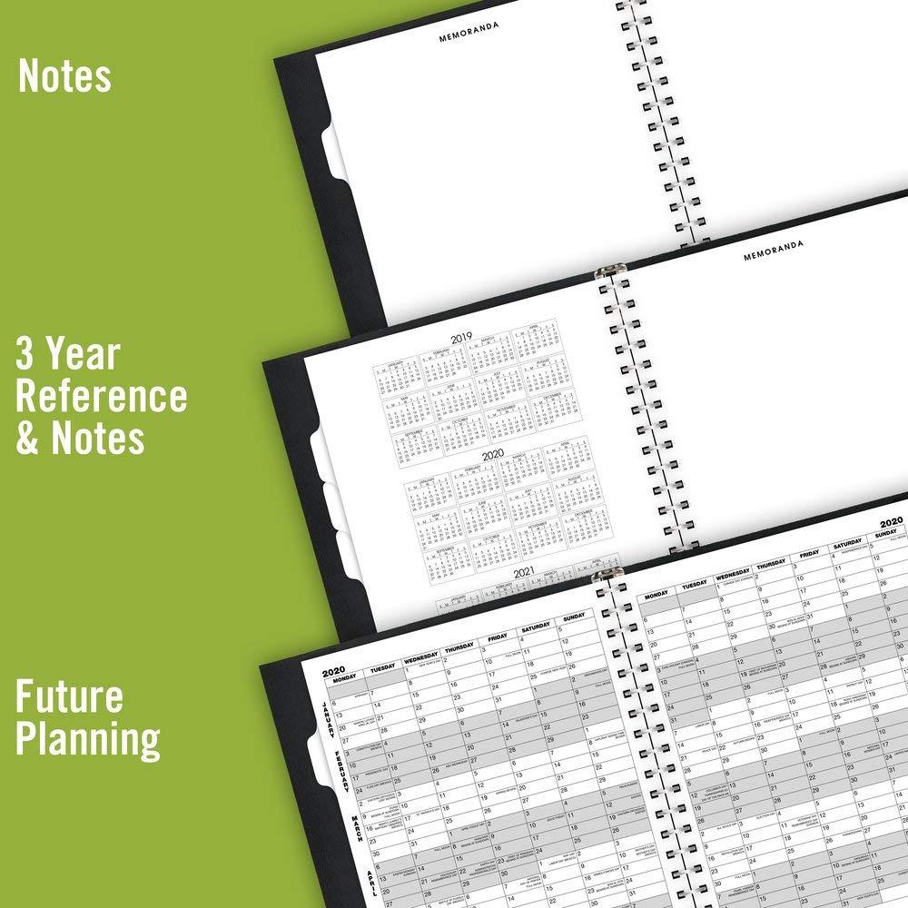 Amazon.com: at-A-Glance 2020-2022 Planificador mensual, 3 ...