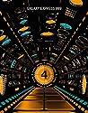 銀河鉄道999 テレビシリーズ Blu-ray BOX-4(松本零士画業60周年記念)の商品画像