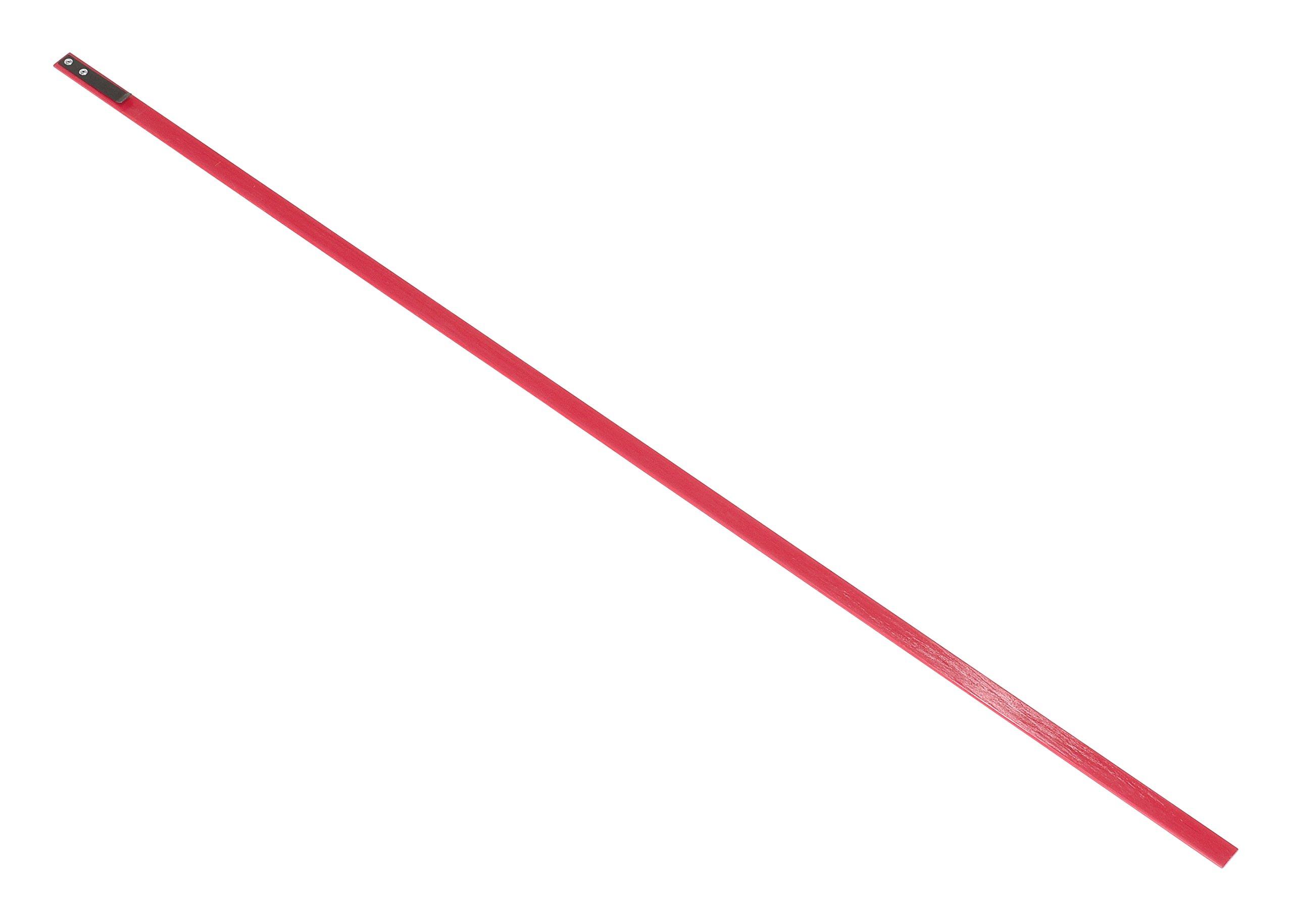 Vestil WAND-3 Fiberglass Pallet Wand, Overall W x L x H (in.) 1 x 52-3/4 x 1/8