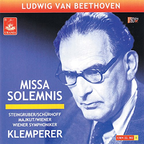 beethoven missa solemnis essays Beethoven in vienna  where beethoven worked on the missa solemnis in 1819 and where he finished  in his sketches for the missa solemnis there is a cryptic.