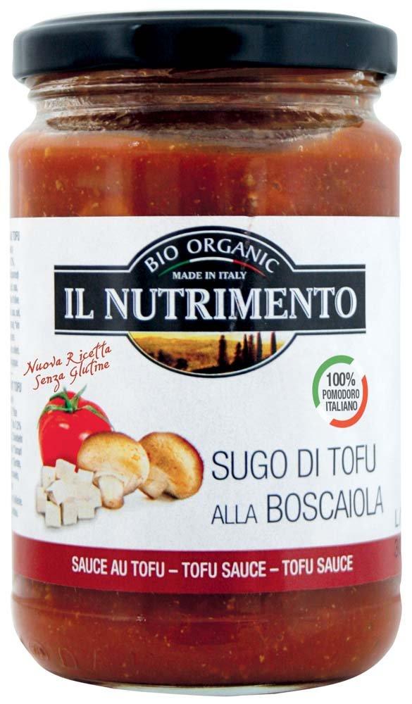 Probios Il Nutrimento Salsa de Tomate con Tofu Sin Gluten - 6 tarros: Amazon.es: Alimentación y bebidas