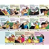 Lectures on Massage by Famous Experts of TCM Series Complete set - Lu Xian 14DVDs
