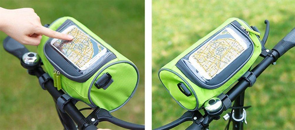 Vélo Support téléphone Route de montagne Vélo Support Guidon Support Inc Sangle