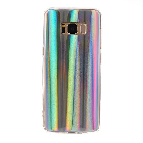 teal galaxy s8 case