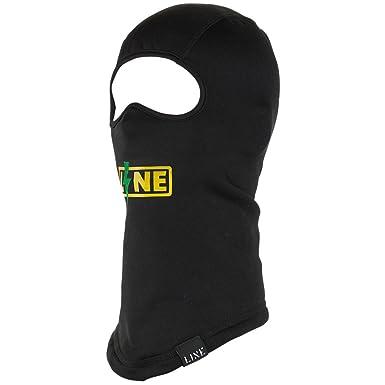 Line Ninja Mask Balaclava Black