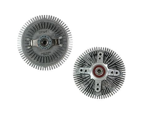 MS Auto Piezas 1722923 nuevo otsa visco Ventilador embrague