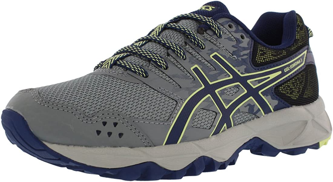 ASICS Women s Gel-Sonoma 3 Trail Runner