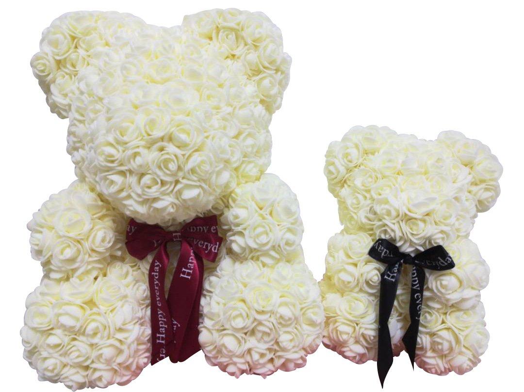 tigerlee-Teddy-Bear-Rose-Bear-Artificial-Rose-Anniversary-Christmas-Valentines-Gift