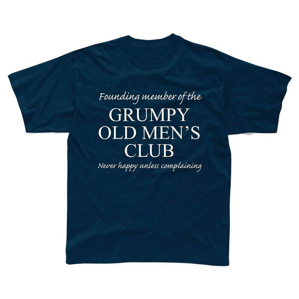 Loo Show S Grumpy Old S Club T Shirt Tee