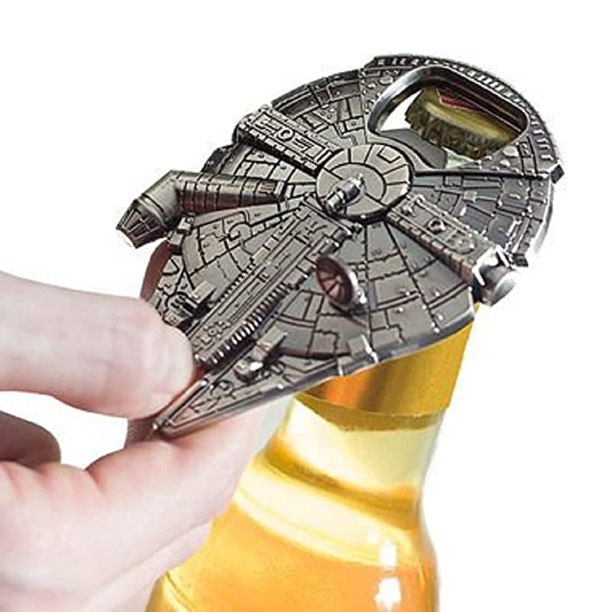Star Wars Abrebotellas halcon milenario