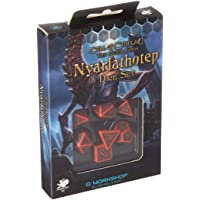 Unknown Call of Cthulhu Outer Gods: Nyarlathotep Dice Set